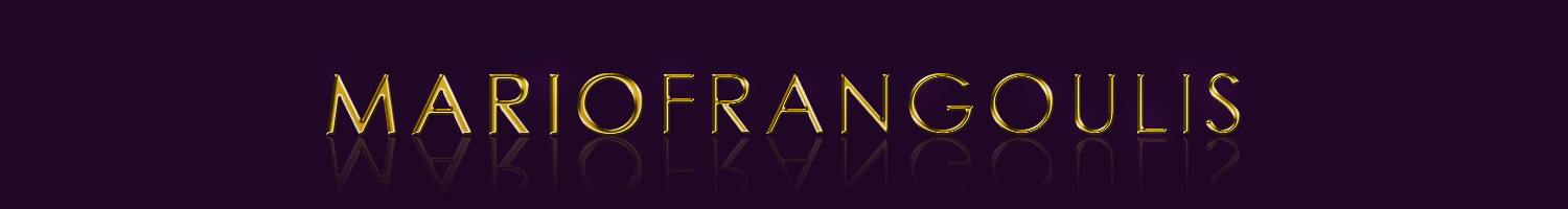 Mario Frangoulis - Official Page